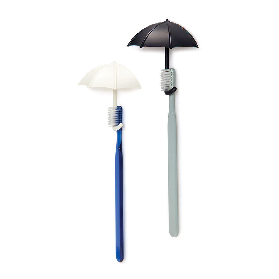 Brolly | 2 Toothbrush Hangers