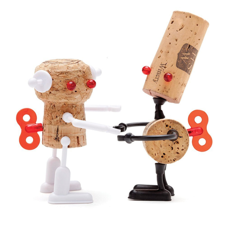 CORKERS ROBOTS FAMILY PACK | At 10% discount