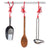 JUST HANGING | Kitchen hooks