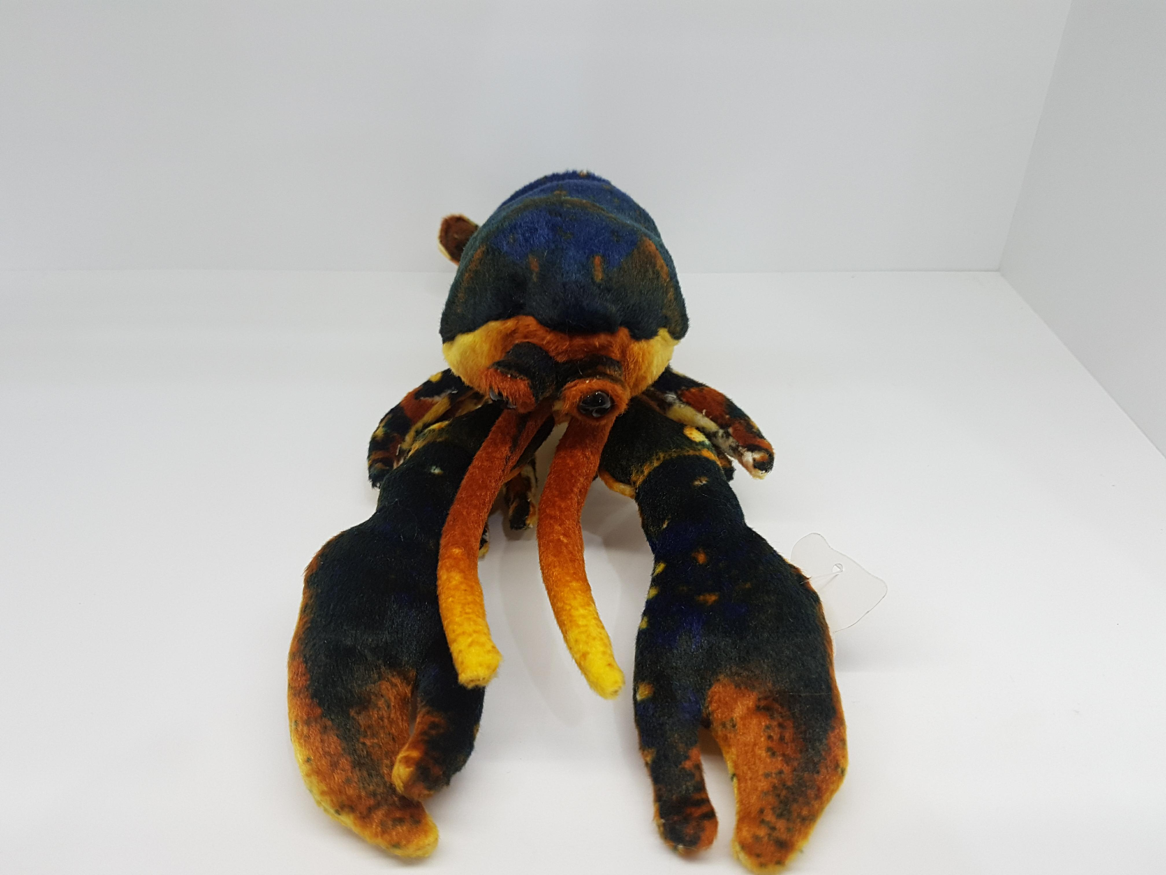 Small Plush Lobster