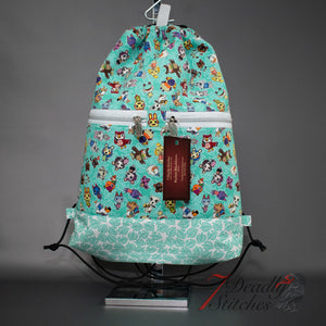 Animal Crossing Begonia Backpack