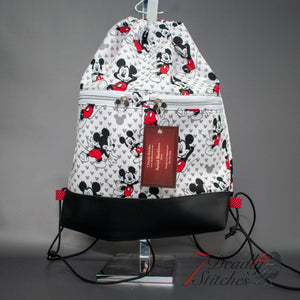 Mickey Begonia Backpack