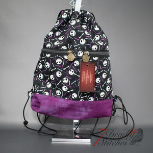 Jack Glow in the Dark Begonia Backpack