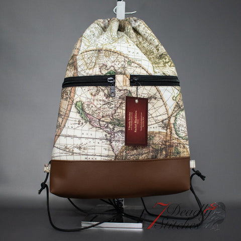 Globe Begonia Backpack