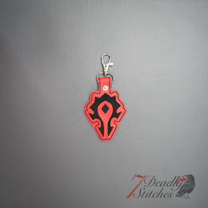 Sally Dress Keychain
