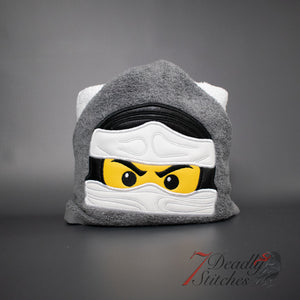 Flamel Cross Keychain
