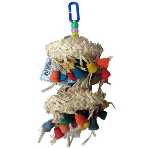 Molly's Bird Toys Bell's Bonnet