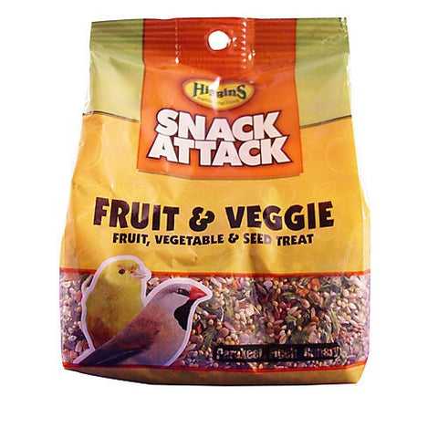 Higgins Fruit and Veggies Small Bird Treat, 20 lbs