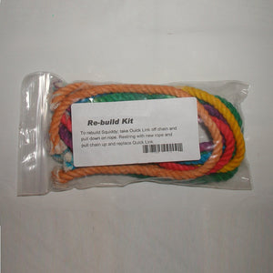 Middi-Squiddy Rope Kit