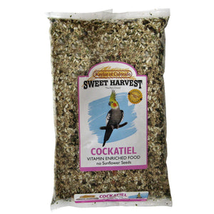 Sweet Harvest Cockatiel without Sunflower 1lb