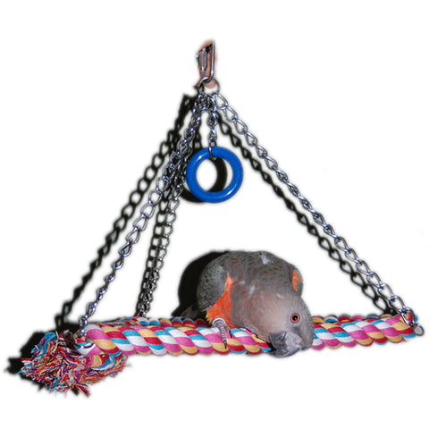 Triangle Swing Horizontal 8 inch