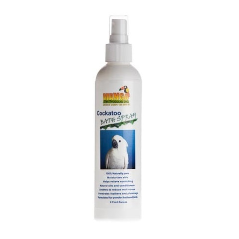 Mango Pet's Cockatoo Bath Spray