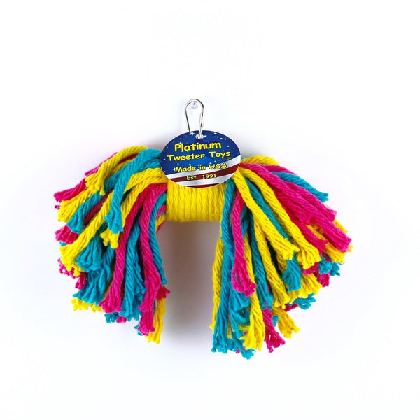 Big Birdie Bow Tie Bird Toy