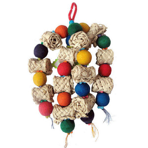 Molly's Bird Toys California Rolls