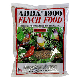 ABBA 1900 Finch Food 5lb