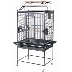 "32""x23"" Playtop Cage, Black"