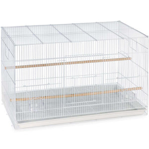 "24""x16"" Flight Cage, White (6/case)"