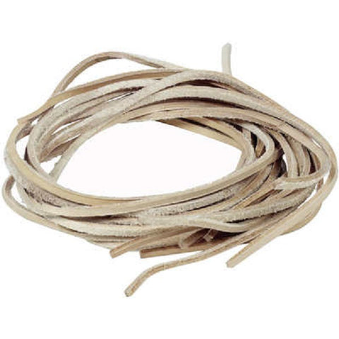 Thin Leather Strips (100 pcs)
