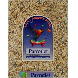 Volkman Avian Science Parrotlet Food, 20 lbs