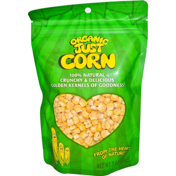 Just Corn 8oz, (8/case)