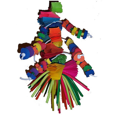 Fun For Fids Party Time Bird Toy
