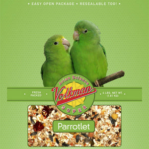 Volkman Avian Science Super Parrotlet Food, 4 lbs