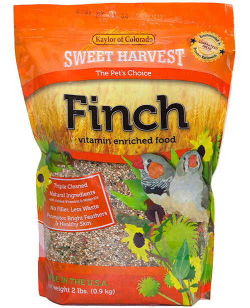 Sweet Harvest Finch 2lb
