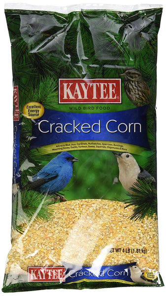 Kaytee Cracked Corn, 4 lbs
