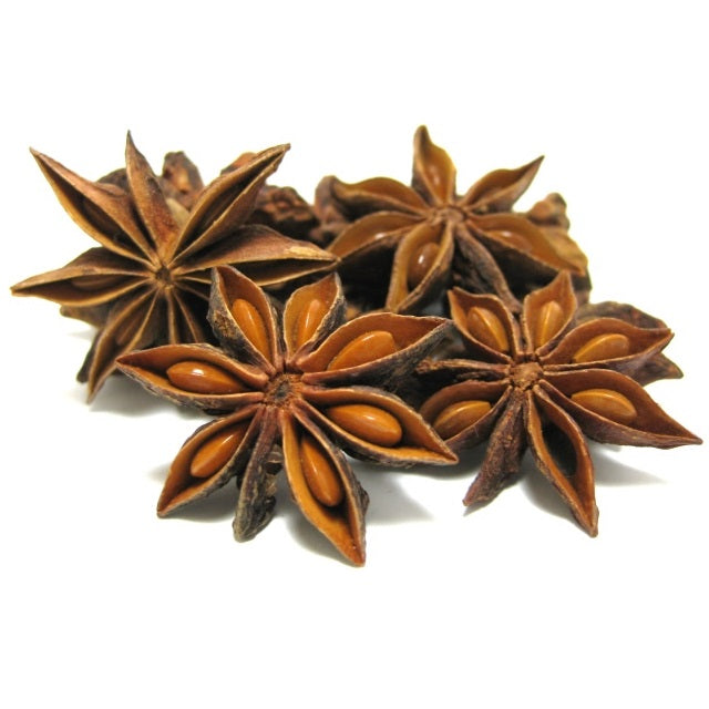 ... Goldenfeast Whole Star Anise, 1/2 lb