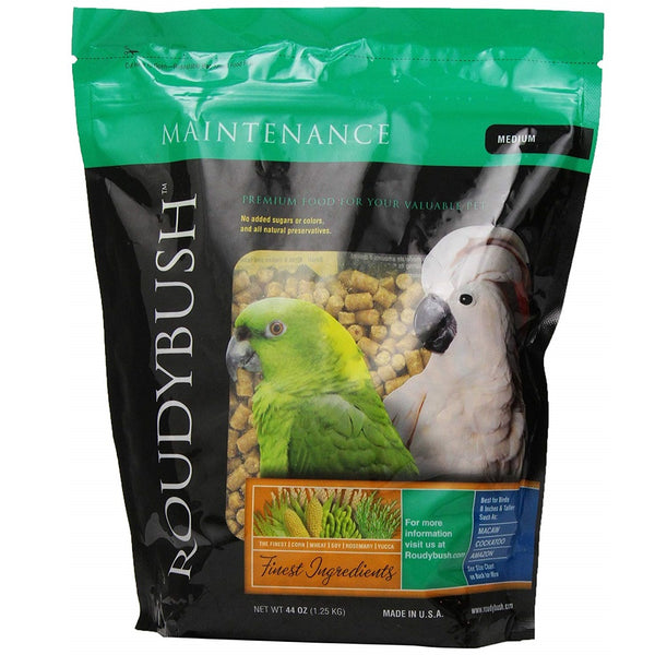 Roudybush Daily Maintenance Bird Food Medium 44oz