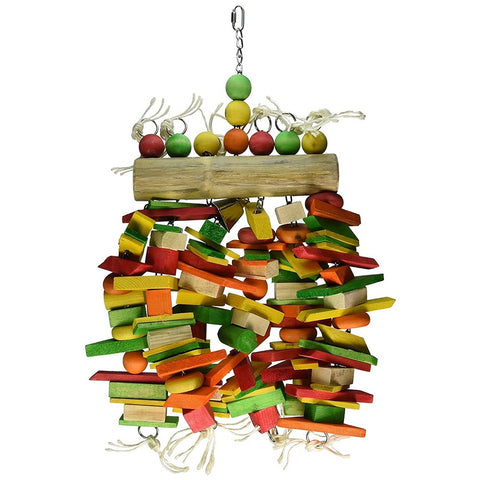 Bamboo Log Chew Toy, X-Large