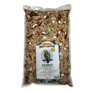 Sweet Harvest Parrot without Sunflower Seeds 20lb
