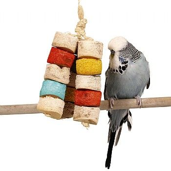 WescoBird Kabob Chiquito Chew Toy