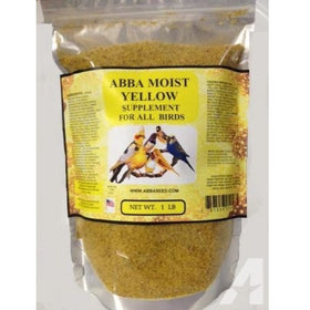 ABBA Moist Yellow Egg Food 1lb