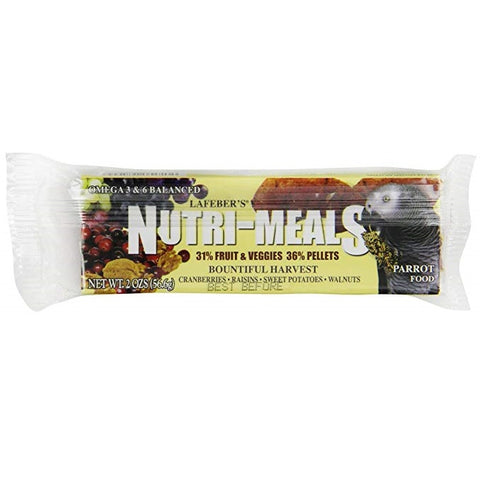 Lafeber's Nutri-Meals Bountiful Harvest 2oz (12/pack)