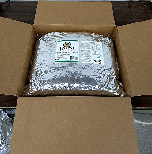TOP's Parrot Food Pellets, 25 lbs