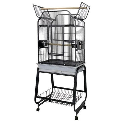 "22"" x 17"" Open Victorian Top Bird Cage"