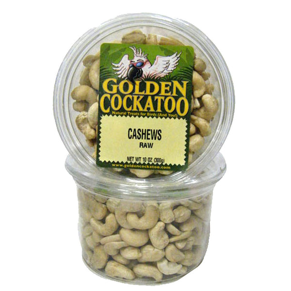 8oz Raw Cashews