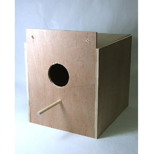 Cockatiel Reverse Nest Box