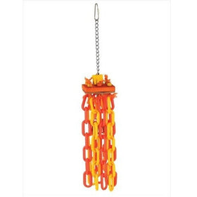 Large Chain Dangler