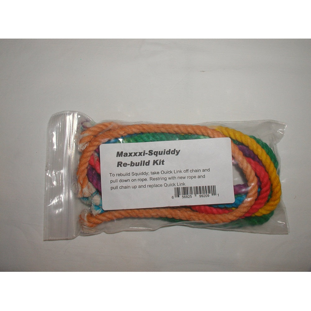 Maxxi - Squiddy Rope Kit