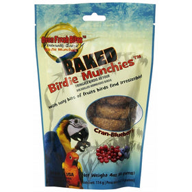 Baked Birdie Cran-Blueberry Bird Treats, 4 oz.