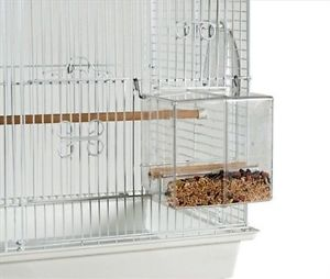 Seed Corral - No mess Feeder