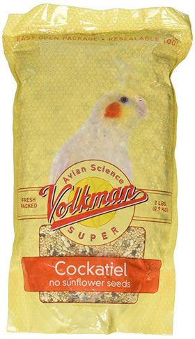 2# Avian Science Cockatiel No Sunflower