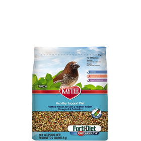 Kaytee Forti-Diet Pro Health Finch Food, 2 lbs