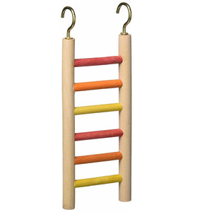 Parakeet Ladder 3 In. X 8 In.