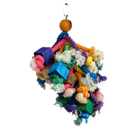 Avian Specialties Bird Toy Ropey Mop, Large