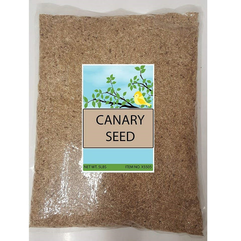 5# CANARY SEED ALPISTE BIRDS LOVE