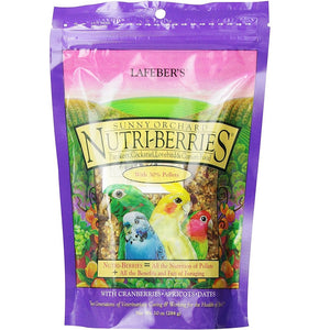 Lafeber's Sunny Orchard Nutri-Berries Small Parrots 10oz