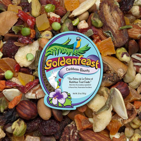 Goldenfeast Caribbean Bounty 25oz